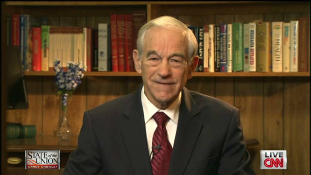 Ron Paul on a possible third party run