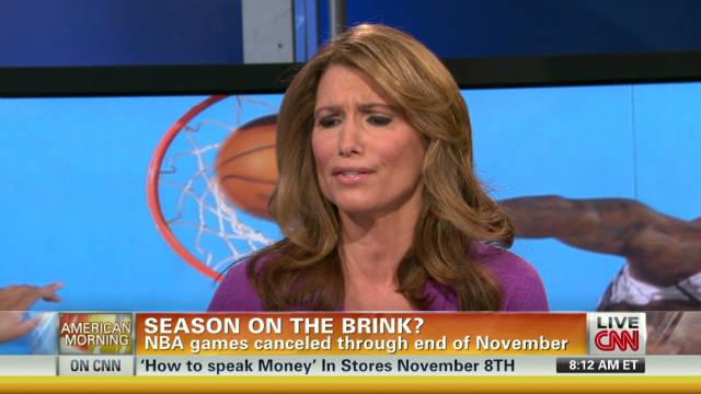 Is the entire NBA season in jeopardy?