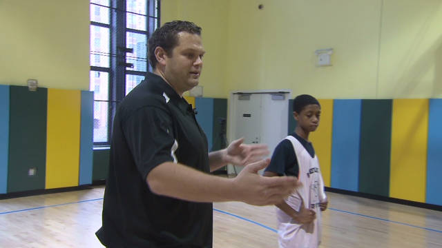 From the NBA to kids' basketball