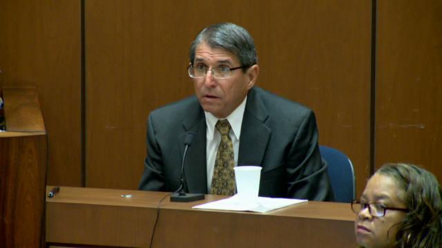 Judge threatens to fine defense witness