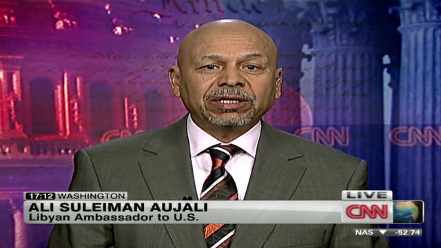 Aujali: UK, U.S. help to secure weapons