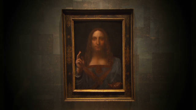 Leonardo -- The Lost Painting