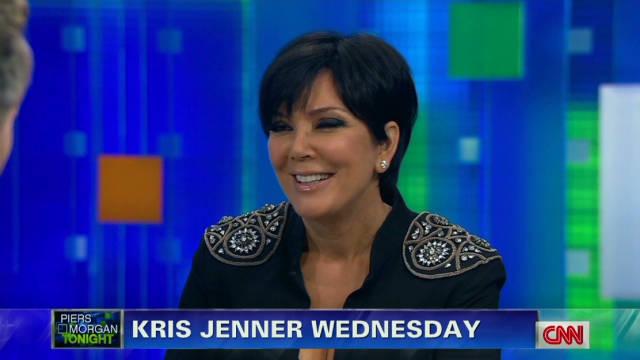 Jenner appeared surprised at divorce news