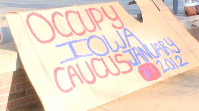 Occupy the Iowa caucuses?