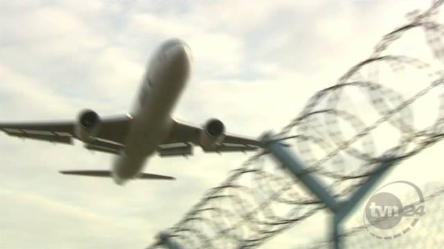 Dramatic emergency landing in Warsaw