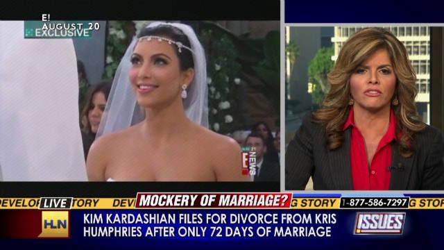 Kardashian divorce raises questions