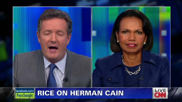 Condoleezza Rice on 2012 GOP field