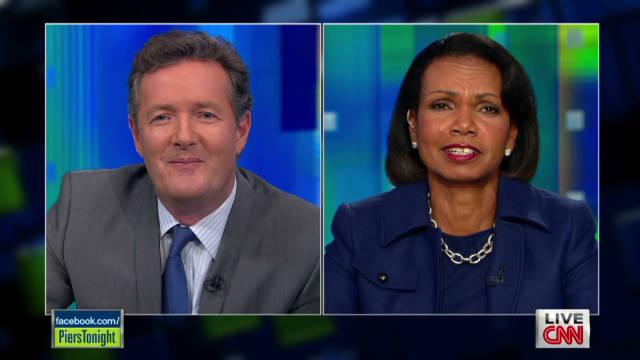 Condi Rice denies Cheney claim
