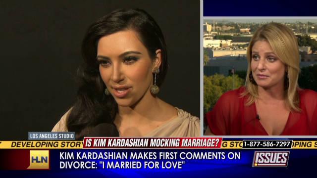 Magazine editor: 'Kim was in love'