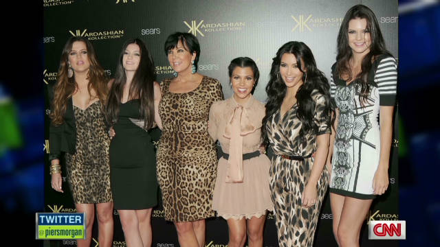 Kris on creating the Kardashian brand