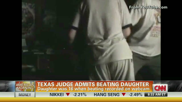 Police investigating TX judge for video