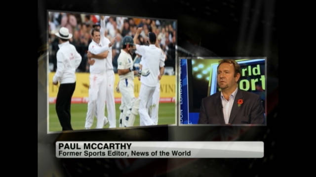 Paul McCarthy speaks on cricket scandal