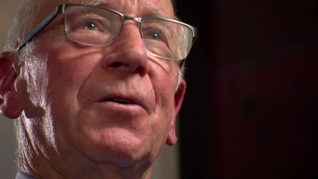 Bobby Charlton: Ferguson's best moment