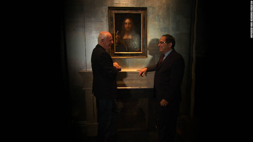 Salvator Mundi Discovery >> Decoding da Vinci: How a lost Leonardo was found - CNN.com