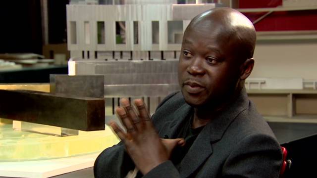 David Adjaye's favorite buildings