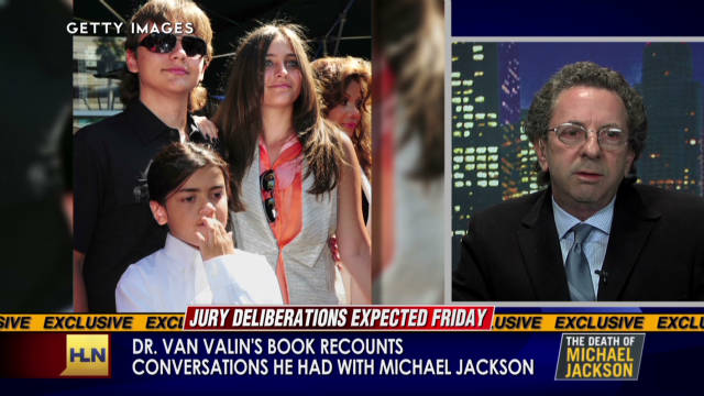 Jackson friend: Michael was a great dad