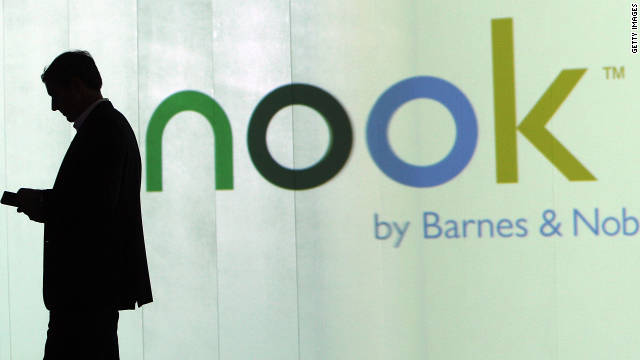 Barnes & Noble plans to reduce the price of Nook Color from $249 to $199.