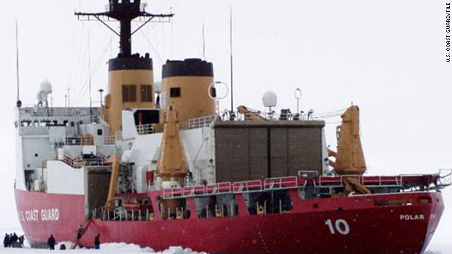 The Coast Guard's cutter Polar Star has outlived its 30-year design. House Republicans want to decommission the icebreaker.