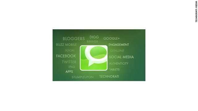 "Among the findings in the Technorati ""State of the Blogosphere 2011"" study: More women are blogging."