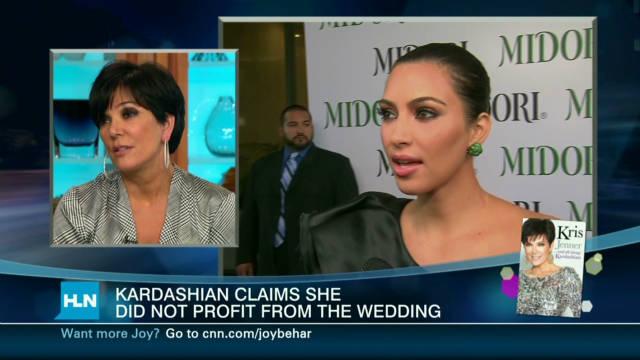 Kris Jenner talks Kim's divorce