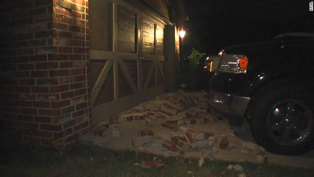 Earthquake shakes Oklahoma