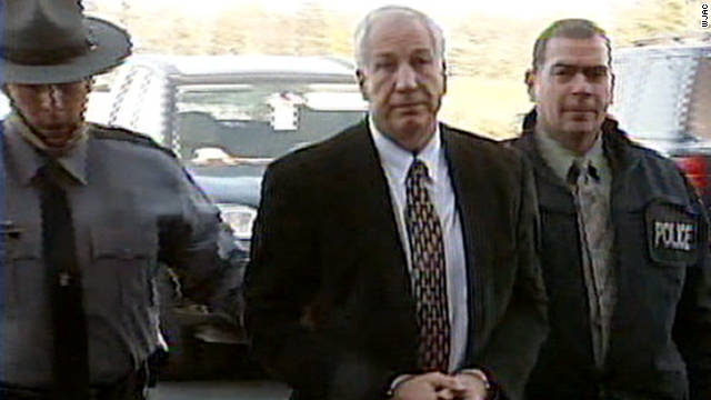 2013: Attorney: Sandusky claims 'disturbing'