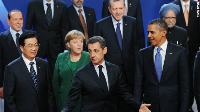 Spying on G-20 delegates?