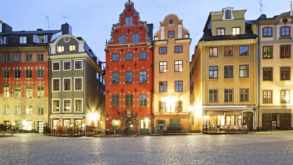 For the price of an evening meal for two in Stockholm, visitors could be living it up in Hanoi. They might struggle to find a decent plate of pickled herring though.
