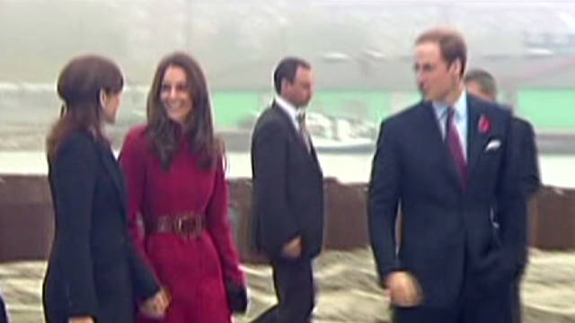 William and Kate: New place, new baby?