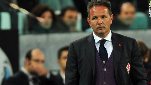 Sinisa Mihajlovic has been sacked with Fiorentina lying 11th in the Italian Serie A table.