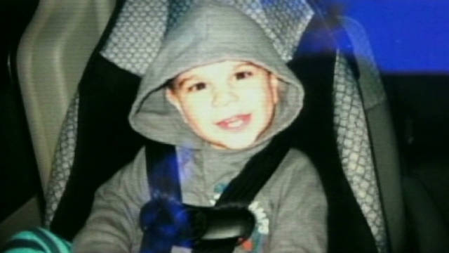 2-year-old missing in Washington state