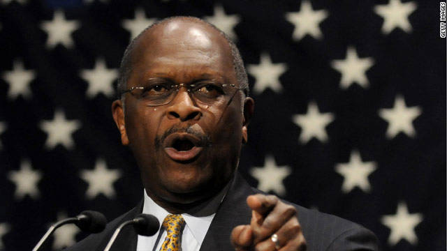Presidential candidate Herman Cain should confront allegations of sexual harassment, says William Bennett.