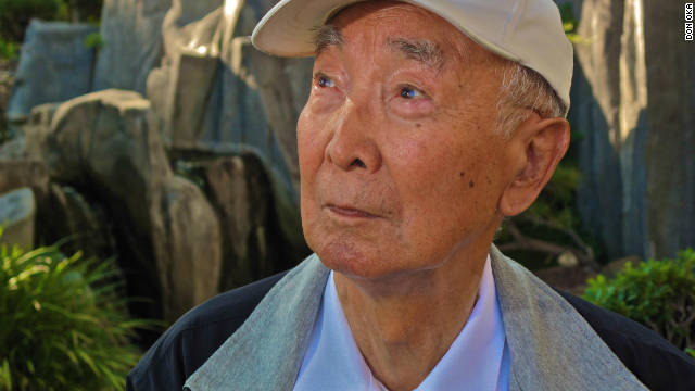 Don Oka, now 91 years old, was one of seven brothers who served in the military.