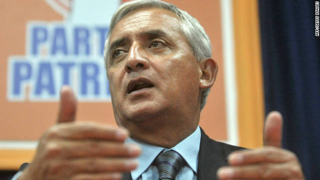 Guatemalan President Otto Perez Molina isn't the first leader to propose that legalizing drugs may help stem drug violence.