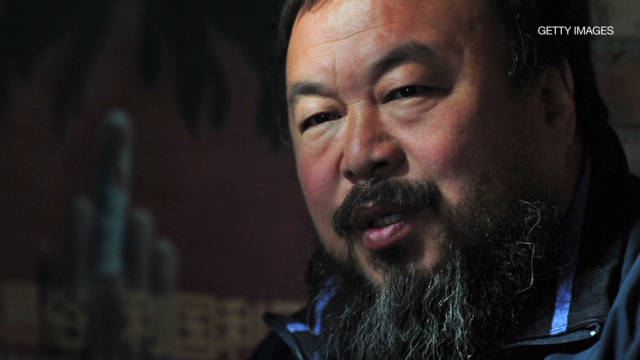 Ai Weiwei rises: Art and activism online