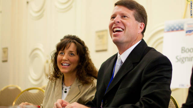 "Michelle and Jim Bob Duggar are the stars of TLC's ""19 Kids and Counting."""