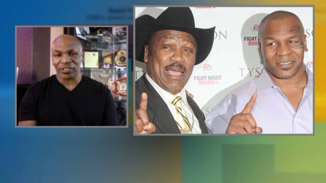 Tyson: Frazier a god of boxing