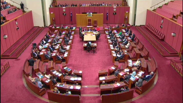 Australia's carbon tax bill passes