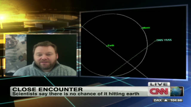 Asteroid to pass close to Earth