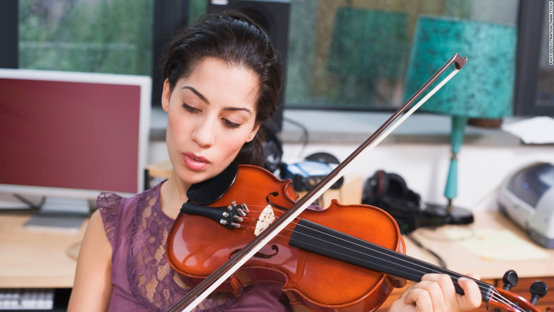 """Taking up new hobbies and learning a new musical instrument is associated with improved intellectual abilities according to Dan Hurley, author of """"Smarter: The New Science of Building Brain Power."""""""