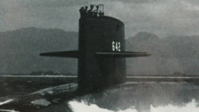 Submarine sailors of the Cold War