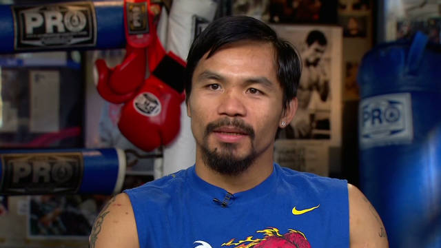 Manny Pacquiao's political future