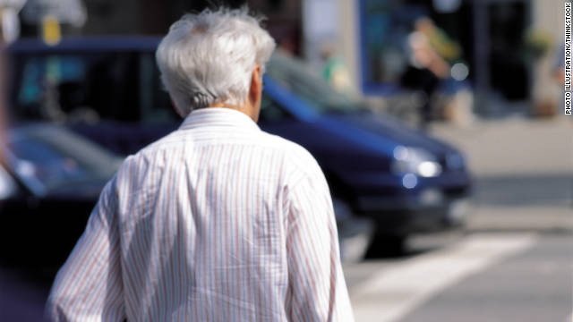 People with Alzheimer's and other forms of dementia often leave clues that they're about to wander.