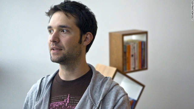 Reddit co-founder Alexis Ohanian, pictured, and Steve Huffman launched the site in 2005.
