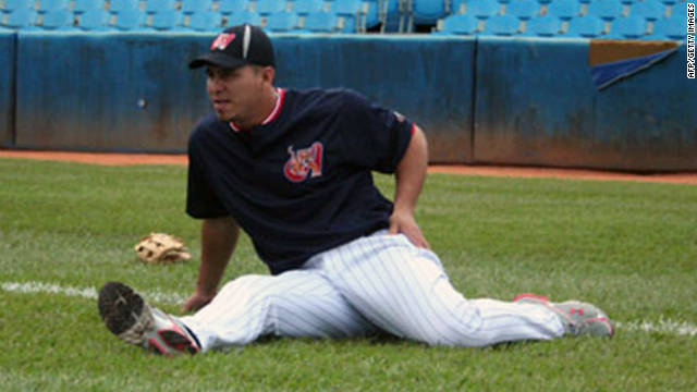 Wilson Ramos, a rising star for the Washington Nationals, was back in his native country to play in Venezuela's winter league.