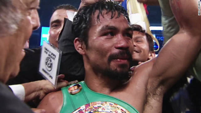 Manny Pacquiao's greatest hits