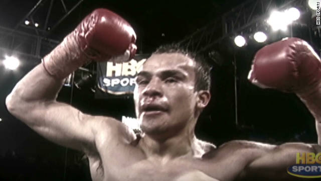 Ring life of Juan Manuel Marquez