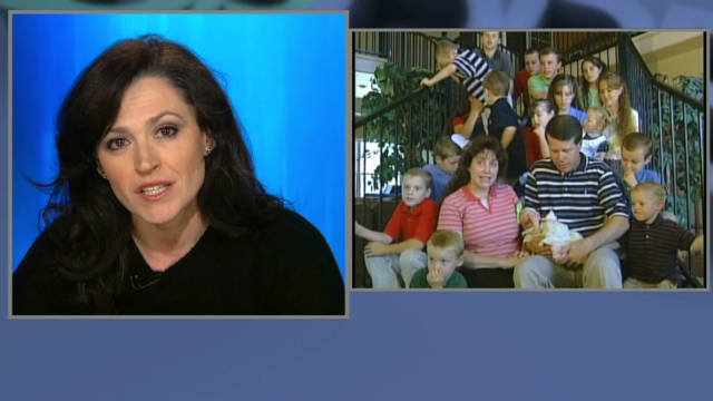 The duggars defend decision to have baby no 20 cnn com