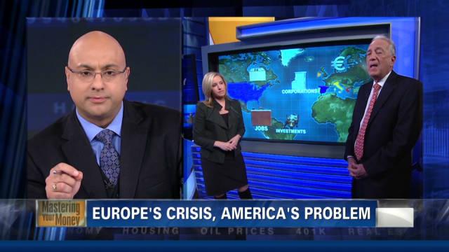 Europe's crisis, America's problem