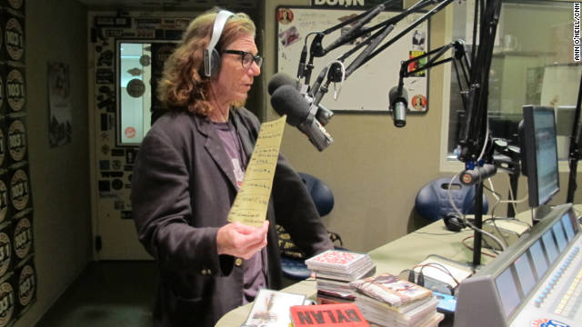 """Bob Forrest hosts a weekly radio show, """"All Up in the Interweb,"""" on indie1031.com."""